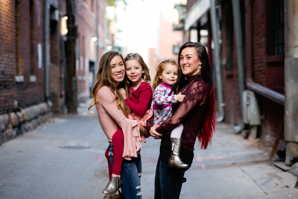 family portrait photography Denver CO
